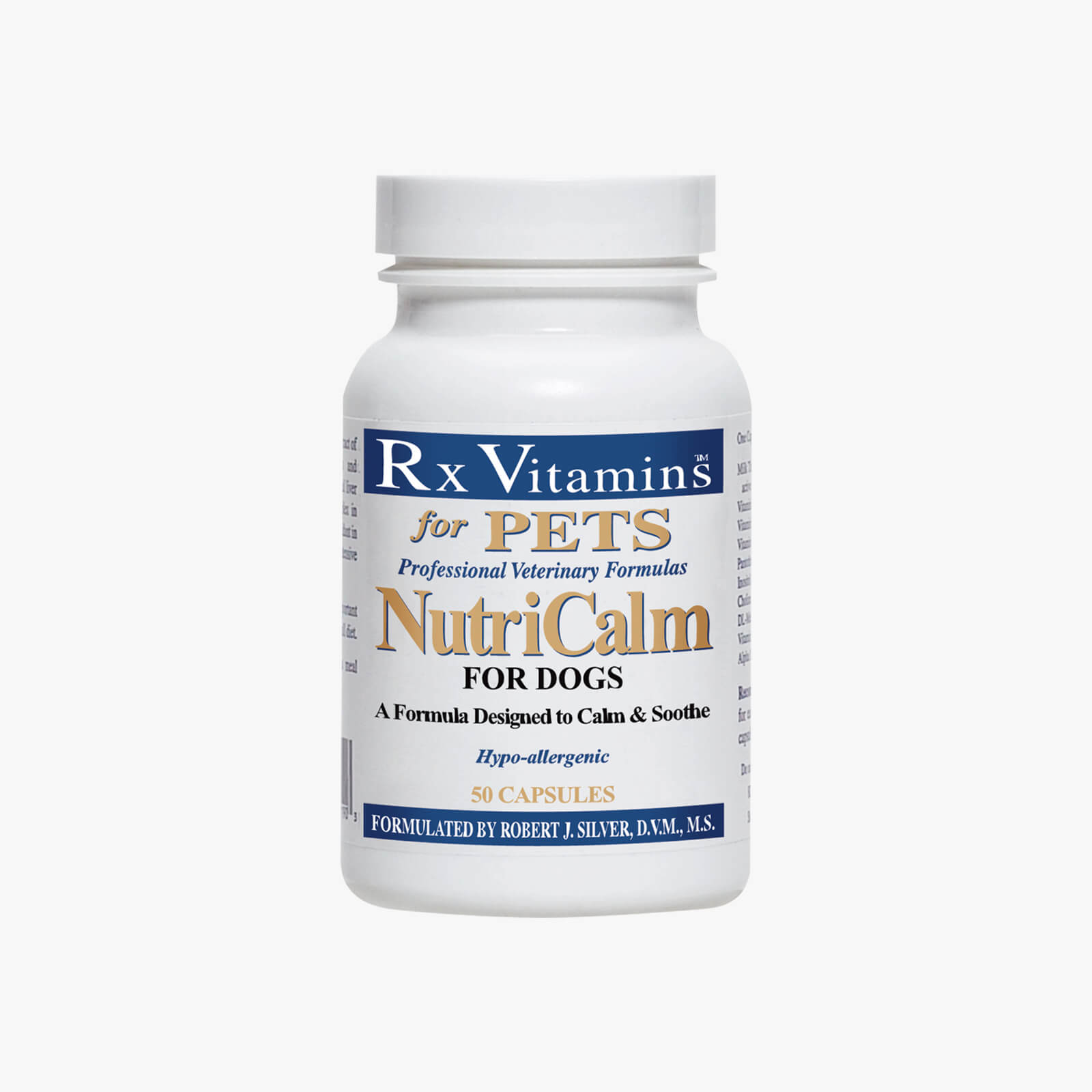 Rx Vitamins Nutricalm for Pets