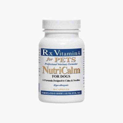 nutricalm rx vitamins boulderholisticvet angie krause pets cats dogs