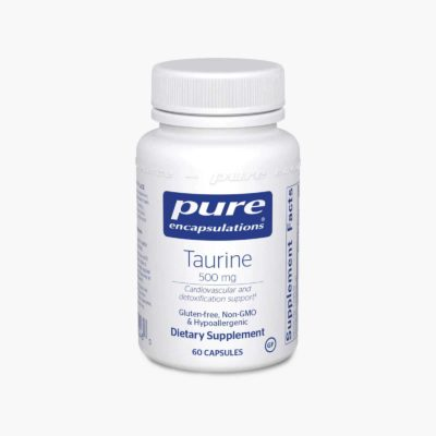taurine pure encapsulations boulderholisticvet angie krause pets cats dogs