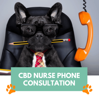 CBD Nurse Phone Consultation